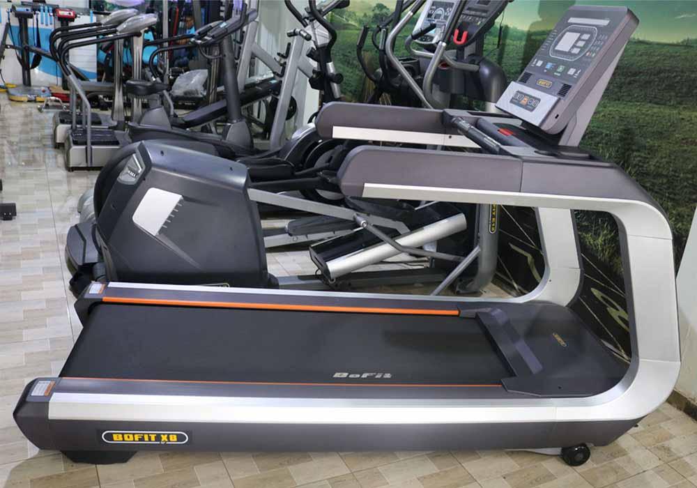 Máy Chạy Bộ Bofit X8 Chuyên Dùng Cho Các Phòng Tập Gym Cao Cấp Chuẩn Châu Âu