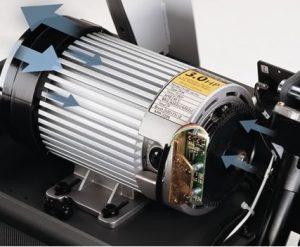Motor AC 5HP máy chạy bộ điện