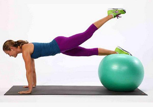 Bóng tập yoga Brosman
