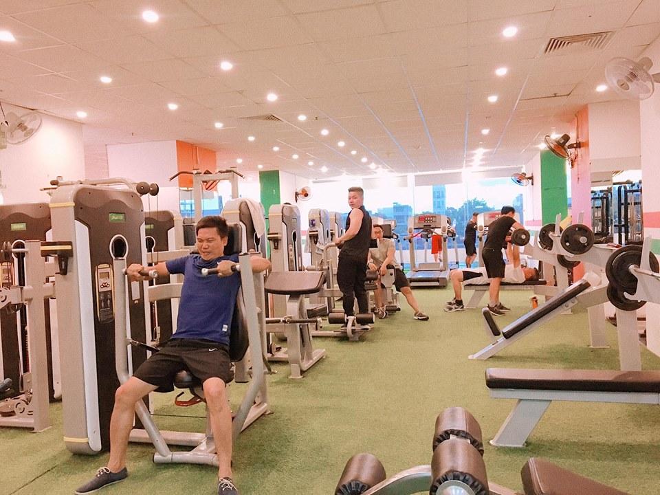 Sao Việt Phát Setup Phòng Gym Ở Đà Nẵng