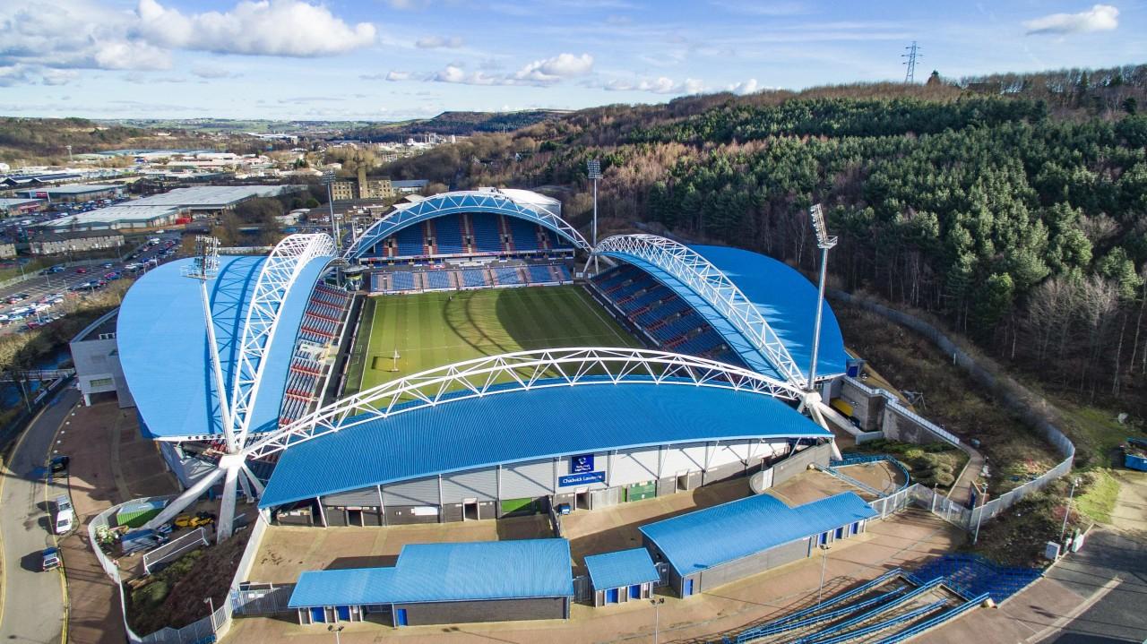 SVĐ John Smith's Stadium