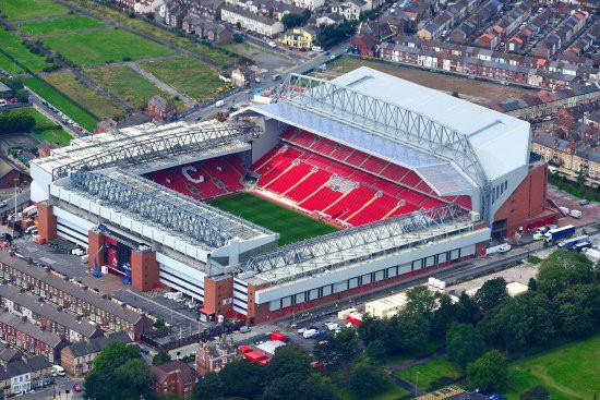 Miền Đất Hứa Anfield của Liverpool